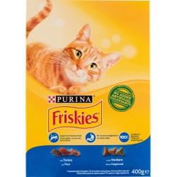 Friskies sec. gatti tonno verdure - gr.400