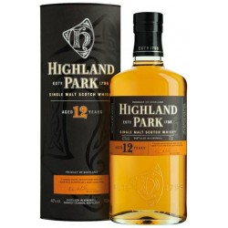 Whisky highland park 12y cl.70
