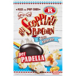 Rebecchi pop corn per padella - gr.250