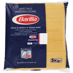 Barilla pasta spaghettini n.3 - kg.5