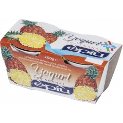 Èpiù yogurt ananas x 2