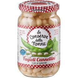 Le conserve della Nonna fagioli cannellini - gr.350