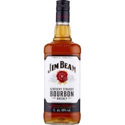 Jim Beam Kentucky Straight Bourbon Whiskey 1 Lt.