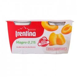 Trentina yogurt albicocca x 2