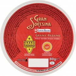 Scaglie di grana Gran Soresina gr.80