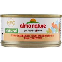 Almo nature HFC Natural Tonno e Gamberetti 70 gr.