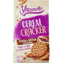 Saiwa vitasnella cracker farro+saraceno