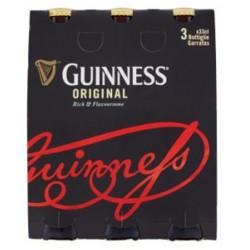 Guinnes original birra cl.33 cluster x3