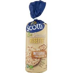 Riso Scotti le Bio Croccanti Risette Integrali Fibra Più Fibra 150 gr.