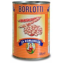 La romanella fagioli borlotti - gr.400