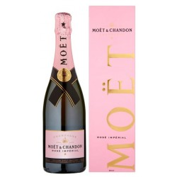 Moet&Chandon rose' con astuccio cl.75