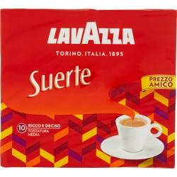 Lavazza, Suerte Caffè Macinato - 2 x 250 gr.