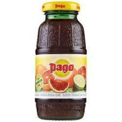 Pago succo arancia rossa/lime cl.20 vap
