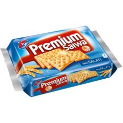 Saiwa premium cracker non salati - gr.315