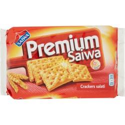 Saiwa premium cracker salati - gr.315
