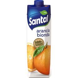 Santàl succo Arancia bionda lt.1