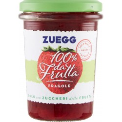 Zuegg confettura senza zucchero fragola - gr.250