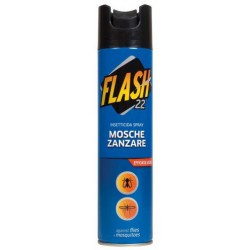 Flash mosche/zanzare - ml.250