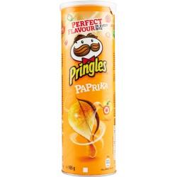 Pringles paprika tubo - gr.165