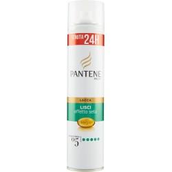Pantene Pro-V Lacca Lisci Effetto Seta 250 ml - Livello di Tenuta 5