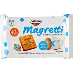 Galbusera biscotti magretti - gr.350
