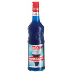 Toschi long drink cocktail blu - lt.1