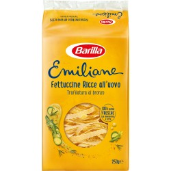 Barilla emiliane fettuccine ricce - gr.250