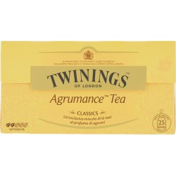 Twinings the 25 filtri agrumance