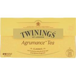 Twinings Classics Agrumance Tea 25 filtri