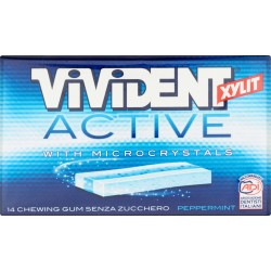 Vivident Xylit active with microcrystals gr.29