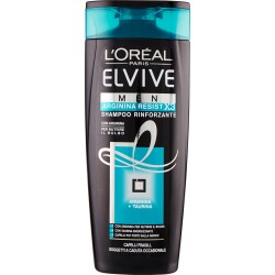 Elvive Men Arginina Resist X3 Shampoo rinforzante capelli fragili 250 ml.