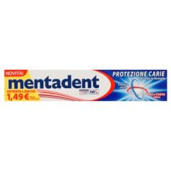 Mentadent dentifricio protezione carie - ml.75