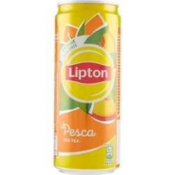 Lipton ice tea pesca sleek cl.33