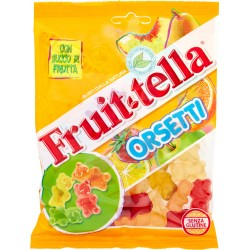 Fruittella Orsetti busta gr.175