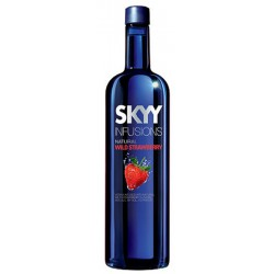 Skyy vodka strawberry cl.70