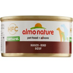 Almo nature HFC Natural Manzo 95 gr.