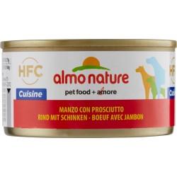 Almo nature HFC Cuisine Manzo con Prosciutto 95 gr.