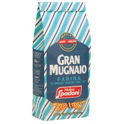 Spadoni farina gran mugnaio blu - kg.1