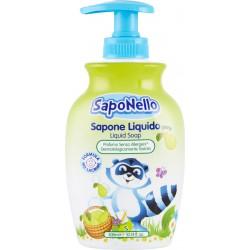 SapoNello Sapone Liquido pera 300 ml.
