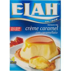 Elah Preparato per crème caramel con caramellato 100 gr.