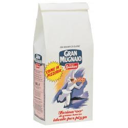 Spadoni farina per pizza pulcinella - kg.1
