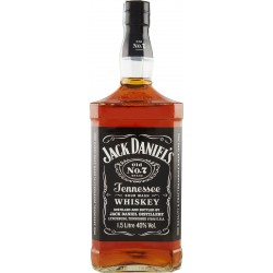 Jack Daniel's Old No.7 Tennessee Whiskey 1,5 Lt.