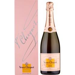 Champagne Veuve Clicquot Rosé cl.75 Astuccio
