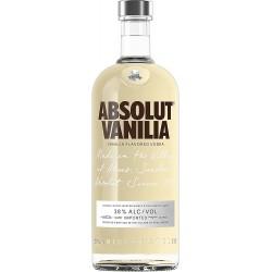 Absolut vodka vanilia lt.1 40°