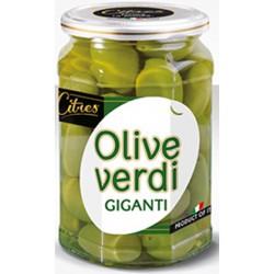 Citres olive giganti verdi - gr.540