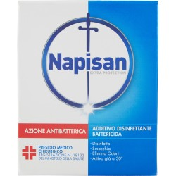 Napisan Extra Protection additivo disinfettante battericida 600 gr.