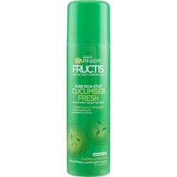 Garnier Fructis Cucumber Fresh - Shampoo secco per capelli grassi, 150 ml.