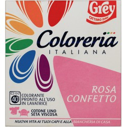Coloreria italiana rosa confetto gr.175