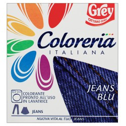 Coloreria italiana jeans blu