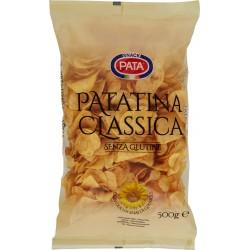 Pata Patatina classica senza glutine 500 gr.